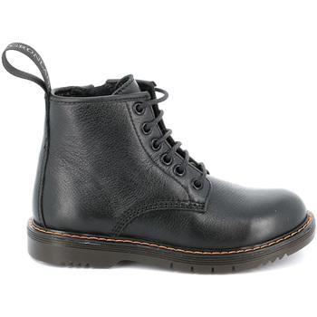 Παπούτσια Παιδί Μπότες Grunland PO1177 Μαύρος