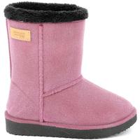 Παπούτσια Παιδί Snow boots Grunland DO0294 το κόκκινο