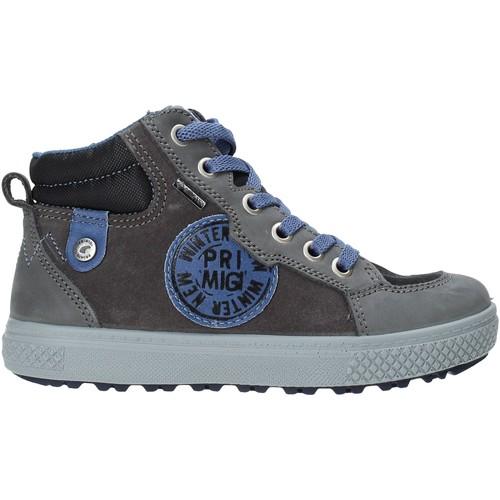 Παπούτσια Παιδί Μπότες Primigi 4392333 Γκρί