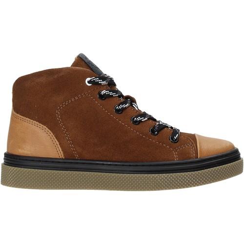 Παπούτσια Παιδί Μπότες Primigi 4424522 καφέ