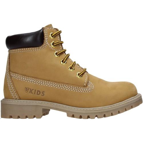 Παπούτσια Παιδί Μπότες Valleverde 36803 Κίτρινος