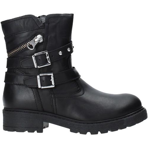 Παπούτσια Παιδί Μπότες NeroGiardini A931322F Μαύρος