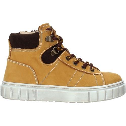 Παπούτσια Παιδί Μπότες NeroGiardini A933720M Κίτρινος