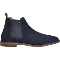 Παπούτσια Άνδρας Μπότες Tommy Hilfiger FM0FM02859 Μπλε