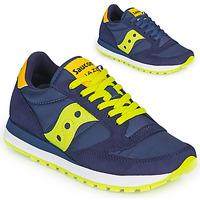 Παπούτσια Χαμηλά Sneakers Saucony JAZZ ORIGINAL Μπλέ / Yellow