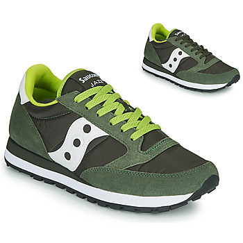 Παπούτσια Άνδρας Χαμηλά Sneakers Saucony JAZZ ORIGINAL Grey / Kaki