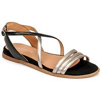Παπούτσια Γυναίκα Σανδάλια / Πέδιλα Adige IDIL V2 CENTURY ACERO Silver