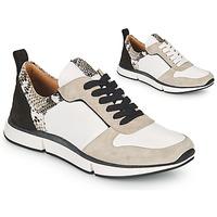 Παπούτσια Γυναίκα Σανδάλια / Πέδιλα Adige VANILLE V5 PYTHON ICE Άσπρο