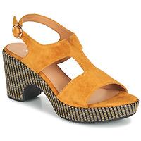 Παπούτσια Γυναίκα Σανδάλια / Πέδιλα Adige ROMA V7 UNER SAFRAN Brown