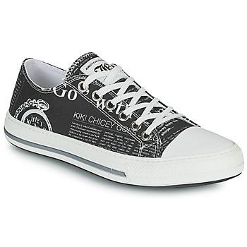 Παπούτσια Γυναίκα Χαμηλά Sneakers John Galliano ALEXA Black