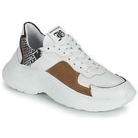 Παπούτσια Γυναίκα Χαμηλά Sneakers John Galliano MISTEY Άσπρο