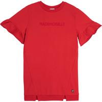 Υφασμάτινα Κορίτσι Κοντά Φορέματα Carrément Beau Y12234-992 Red