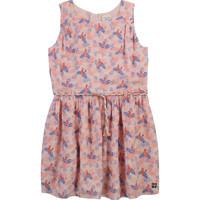 Υφασμάτινα Κορίτσι Κοντά Φορέματα Carrément Beau Y12247-44L Ροζ
