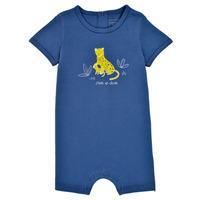 Υφασμάτινα Αγόρι Ολόσωμες φόρμες / σαλοπέτες Carrément Beau Y94205-827 Μπλέ