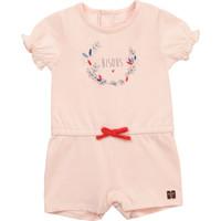 Υφασμάτινα Κορίτσι Ολόσωμες φόρμες / σαλοπέτες Carrément Beau Y94234-44L Ροζ