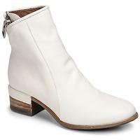 Παπούτσια Γυναίκα Μποτίνια Airstep / A.S.98 GIVE ZIP Άσπρο