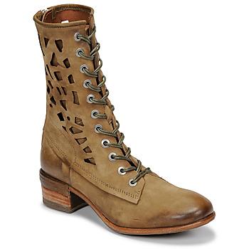 Παπούτσια Γυναίκα Μπότες Airstep / A.S.98 GIVE HIGH Kaki