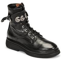 Παπούτσια Γυναίκα Μπότες Airstep / A.S.98 IDLE Black