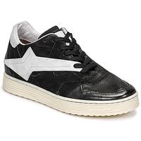 Παπούτσια Γυναίκα Χαμηλά Sneakers Airstep / A.S.98 ZEPPA Black / Άσπρο
