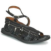 Παπούτσια Γυναίκα Σανδάλια / Πέδιλα Airstep / A.S.98 RAMOS FRANGE Black