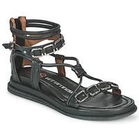 Παπούτσια Γυναίκα Σανδάλια / Πέδιλα Airstep / A.S.98 POLA SQUARE Black