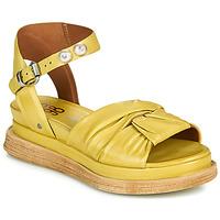 Παπούτσια Γυναίκα Σανδάλια / Πέδιλα Airstep / A.S.98 LAGOS NODE Yellow