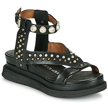 Παπούτσια Γυναίκα Σανδάλια / Πέδιλα Airstep / A.S.98 LAGOS STUD Black