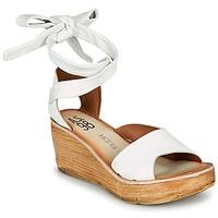 Παπούτσια Γυναίκα Σανδάλια / Πέδιλα Airstep / A.S.98 NOA LACE Άσπρο