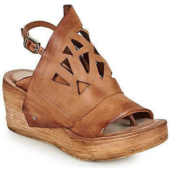 Παπούτσια Γυναίκα Σανδάλια / Πέδιλα Airstep / A.S.98 NOA GRAPH Camel