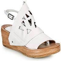 Παπούτσια Γυναίκα Σανδάλια / Πέδιλα Airstep / A.S.98 NOA GRAPH Άσπρο