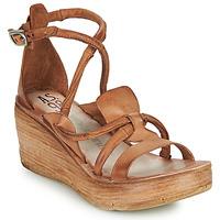 Παπούτσια Γυναίκα Σανδάλια / Πέδιλα Airstep / A.S.98 NOA STRAP Camel