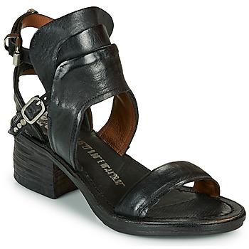 Παπούτσια Γυναίκα Σανδάλια / Πέδιλα Airstep / A.S.98 KENYA BUCKLE Black