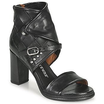 Παπούτσια Γυναίκα Σανδάλια / Πέδιλα Airstep / A.S.98 BASILE HIGH Black