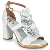 Παπούτσια Γυναίκα Σανδάλια / Πέδιλα Airstep / A.S.98 BASILE 2 Άσπρο