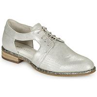 Παπούτσια Γυναίκα Derby Regard GORBIO Silver