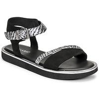 Παπούτσια Γυναίκα Σανδάλια / Πέδιλα Regard ANGERS Black
