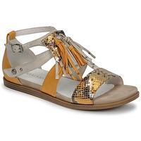 Παπούτσια Γυναίκα Σανδάλια / Πέδιλα Regard BASTIL2 Yellow