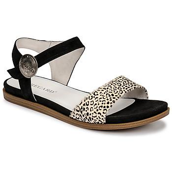 Παπούτσια Γυναίκα Σανδάλια / Πέδιλα Regard BERRY Black