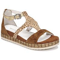 Παπούτσια Γυναίκα Σανδάλια / Πέδιλα Regard CASSIS Brown