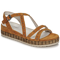 Παπούτσια Γυναίκα Σανδάλια / Πέδιλα Regard CLAIRAC Brown