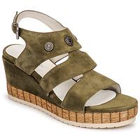 Παπούτσια Γυναίκα Σανδάλια / Πέδιλα Regard DOLLIS Kaki
