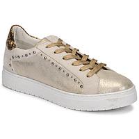 Παπούτσια Γυναίκα Χαμηλά Sneakers Regard HAVRES Gold