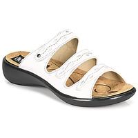 Παπούτσια Γυναίκα Τσόκαρα Romika Westland IBIZA 66 Άσπρο