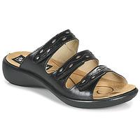 Παπούτσια Γυναίκα Τσόκαρα Romika Westland IBIZA 66 Black