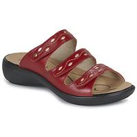 Παπούτσια Γυναίκα Τσόκαρα Romika Westland IBIZA 66 Red