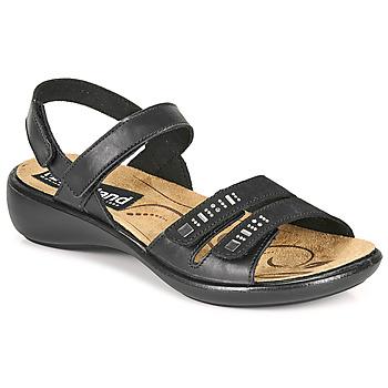 Παπούτσια Γυναίκα Σανδάλια / Πέδιλα Romika Westland IBIZA 86 Black