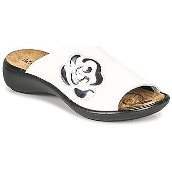 Παπούτσια Γυναίκα Τσόκαρα Romika Westland IBIZA 117 Άσπρο