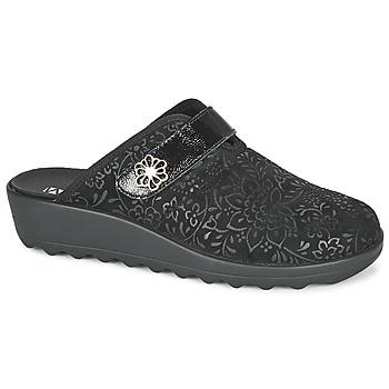 Παπούτσια Γυναίκα Παντόφλες Romika Westland GINA 110 Black