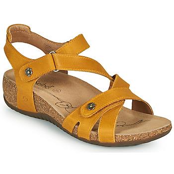Παπούτσια Γυναίκα Σανδάλια / Πέδιλα Josef Seibel NATALYA 11 Yellow