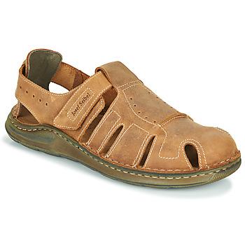 Παπούτσια Άνδρας Σανδάλια / Πέδιλα Josef Seibel MAVERICK 01 Brown